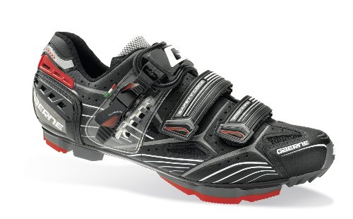 Bicicletta Gaerne Scarpe Black olympia Plus Spd Carbon G In