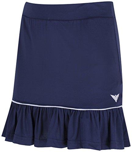858e2f4ef Girls Navy Blue and White tennis Skirt / Tennis Skort with underpants Kids  Tennis Skorts Junior Netball Skirt, Golf skirt, Sportswear, Junior Skort,  ...