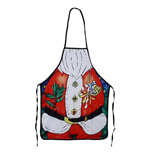 Sexy_Forever Funny Aprons - Adult Sexy Apron Men Aprons CREATIVE Cooking Grilling Baking Aprons for Gifts,Christmas,Halloween