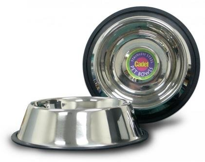 IMS 04109 Stainless Steel No Tip Bowl 64 oz.