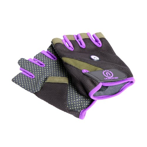 (Natural Fitness Wrist Assist Gloves (Small))