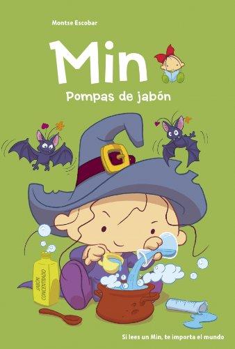 Pompas de jabon/ Soap Bubbles (Min) (Spanish Edition)