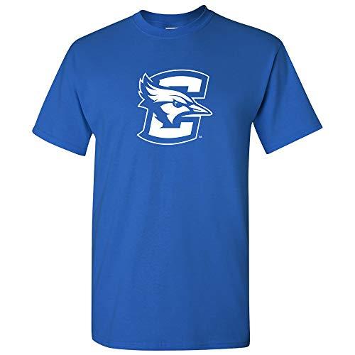 AS02 - Creighton Bluejays Primary Logo T-Shirt - X-Large - Royal