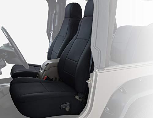 King 4WD 11010601 Neoprene Seat Cover Jeep Wrangler TJ & LJ 2003-2006