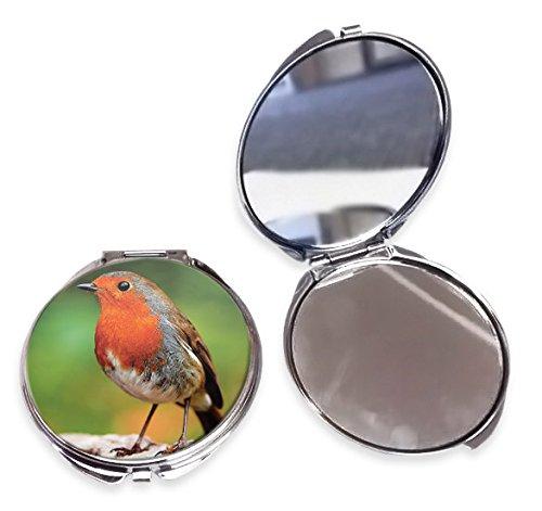 Duke Gifts Robin Animal Compact Mirror