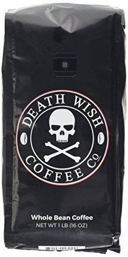 Death Wish Organic Certified Coffee product image
