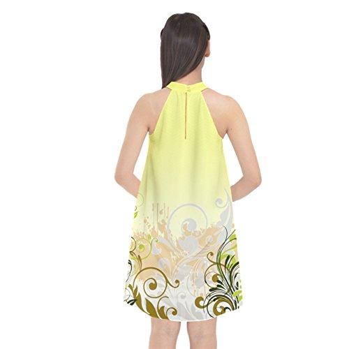 CowCow - Camiseta sin mangas - para mujer amarillo