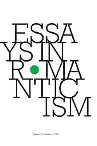 Essays in Romanticism.