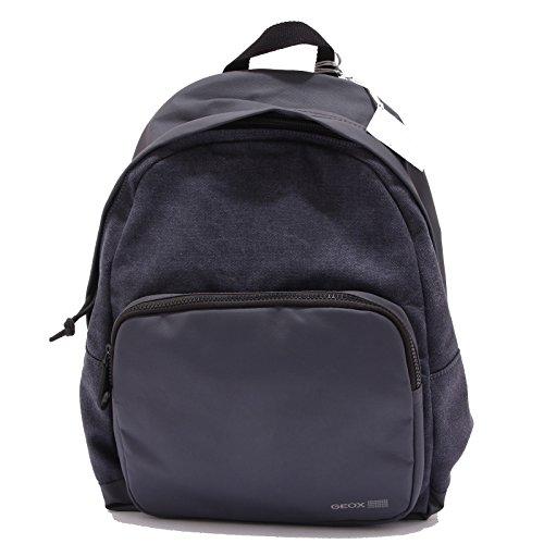 0430R zaino uomo GEOX grigio borsa multitasche handbag men [TAGLIA UNICA]
