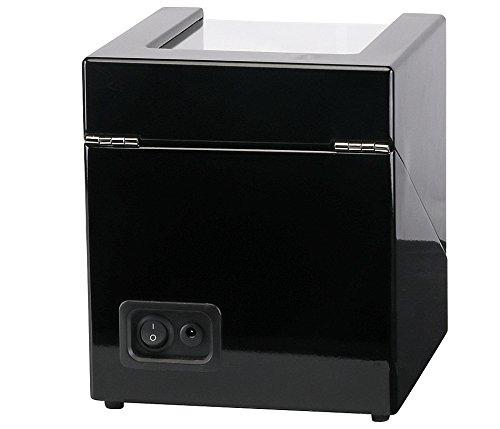 IRON JIA'S Double Decorative box Automatic Mechanical Watch Winder,Piano Paint,Ultra-quiet Mabuchi Motor Rotator by IRON JIA'S (Image #4)