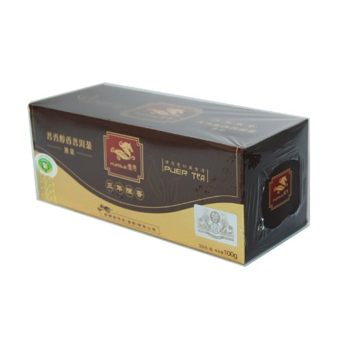 Pudao Co Brands China's Most Famous Pursue Brand 5+ years aged Puer Pu Erh Tea at checkout