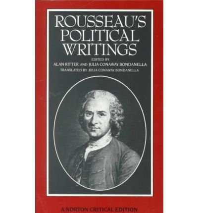 On the Social Contract by Rousseau, Jean-Jacques ( Author ) ON Jan-01-1988, Paperback