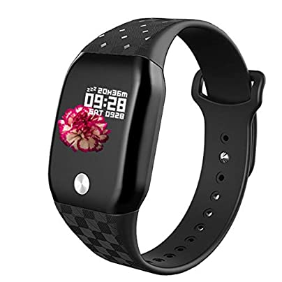 XIAOGAOJI Waterproof Smart Bracelet Large Screen Heart Rate Blood Pressure Oxygen Monitoring Bluetooth Smart Wristband Estimated Price -