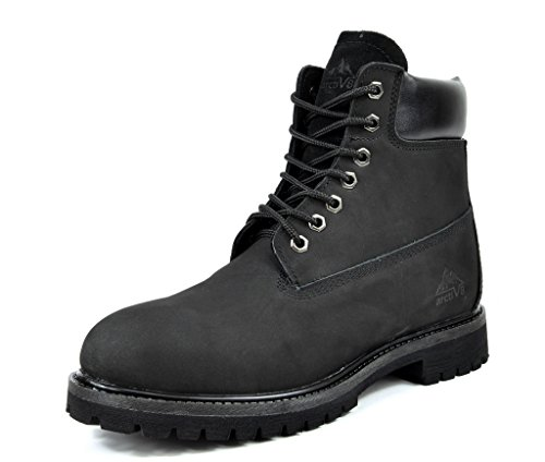 Insulated nubuck Men's arctiv8 Winter Waterproof Skii Snow Construction Black Sole Rubber Boots fqwC55xp