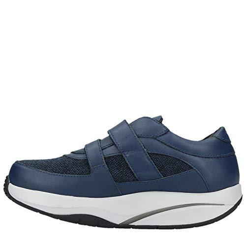 Patia Zapato para MBT Azul Mujer AnXxHROg