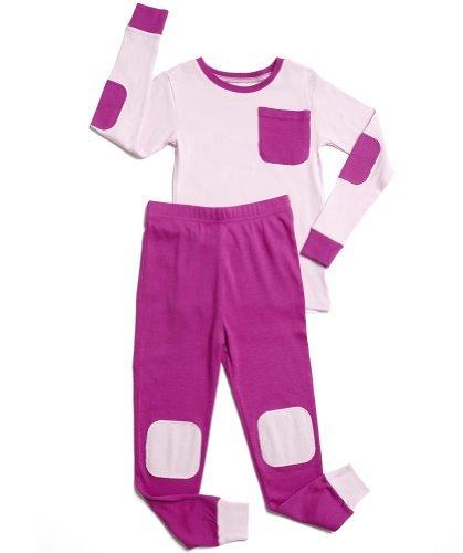 Pink 2 Piece Pajamas - 5