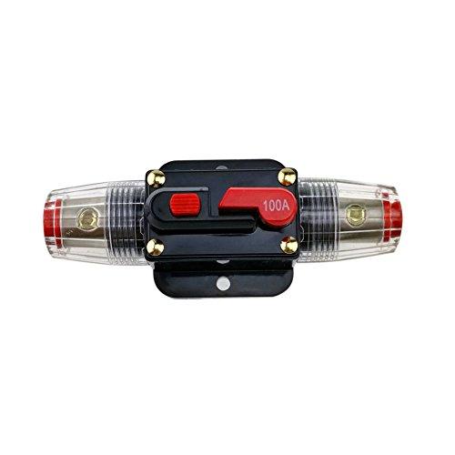 100 Amp Circuit Breaker Box - 3