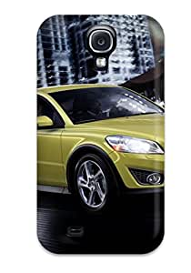 Fashion Tpu Case For Galaxy S4- 2010 Volvo C30 Defender Case Cover