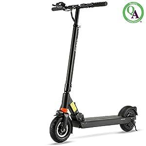 41ZZ3XujILL. SS300 ACDRX E-Scooter,Scooter Adulti,Scooter Elettrico Pieghevole,9 Pollici Pneumatici Solidi Monopattino,velocità Massima…