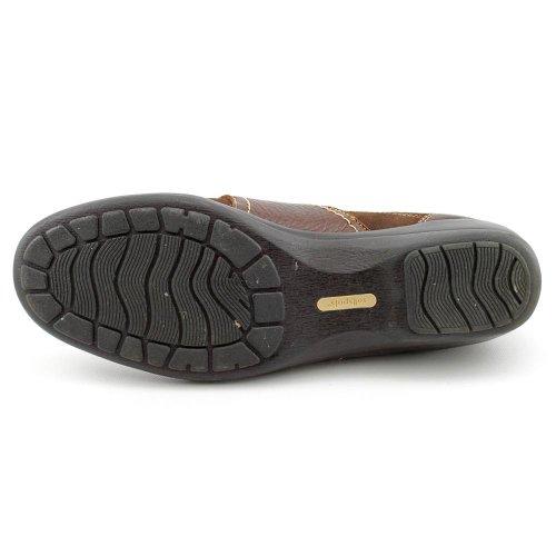 Softspots Aeryn Färg: Choklad Läder / Choklad Mocka Bredd: X Omfattande Kvinnor Storlek: 9