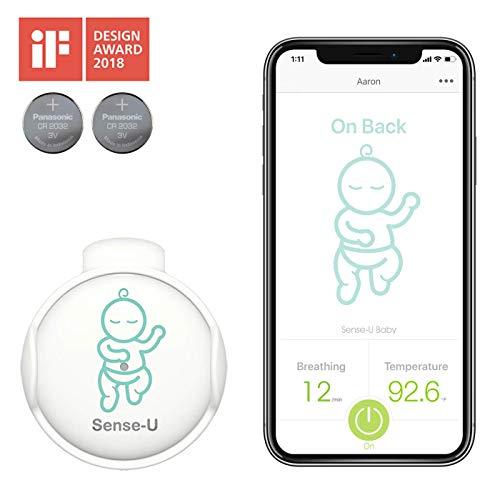 Sense-U Baby Monitor with