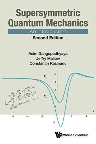 Supersymmetric Quantum Mechanics: An Introduction (Second Edition)