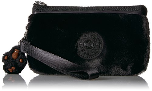 Kipling Creativity L Metallic Wristlet with Rfid