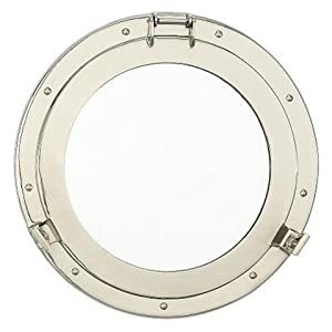 41ZZ5EUe06L._SS300_ 100+ Porthole Themed Mirrors For Nautical Homes For 2020