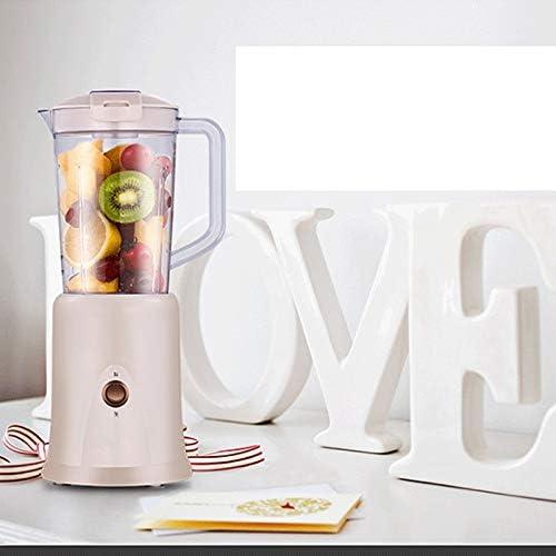 ECSWP Mélangeur portatif, tasse personnelle de presse-fruits de mélangeur de fruit de Smoothie personnel, mélangeur rechargeable léger multifonctionnel de voyage