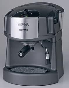 Briel Cafetera expreso Artemis es42tb: Amazon.es: Hogar