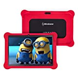 [4 Bonus Item] Simbans TangoTab 10 Inch Kids Tablet with RED Bumper Case | 2GB RAM, 32GB Disk, Android 8.1 Oreo | WiFi, USB, HDMI, Bluetooth | 2+5 MP Camera Computer PC (2019 Edition)