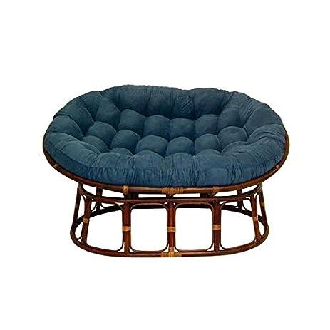 papasan furniture. Double Papasan Chair With Microsuede Cushion Furniture O