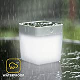 LUTEC Table Cube Light 100 Lumen 1 Watt 3 LED