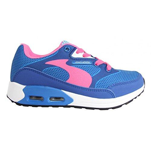 John Smith Sportschuhe Für Junge und Mädchen und Damen RESO M JR 15I Real Schuhgröße 29