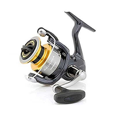 Shimano 5.2:1 Clam SE4000FEC Sedona Spinning Dyna-Balance Fishing Reel