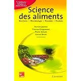 Sc.des Aliments: Biochimie,microbiologie,procedes T.1:stabilisati
