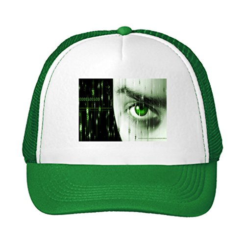 Matrix Hat - 8