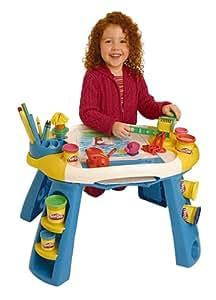 Play-Doh Creativity Table