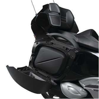 Can Am Spyder Luggage Bags - 5