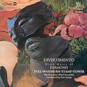 Cremonia Fanfare Wind Music of Diamond-The Keystone Wind Ensemble-Tull-Washburn-Stamp-Tower