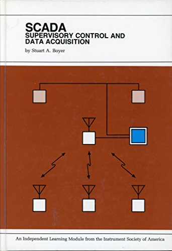 (Scada: Supervisory Control and Data Acquisition (INDEPENDENT LEARNING MODULE FROM THE INSTRUMENT SOCIETY OF AMERICA) )
