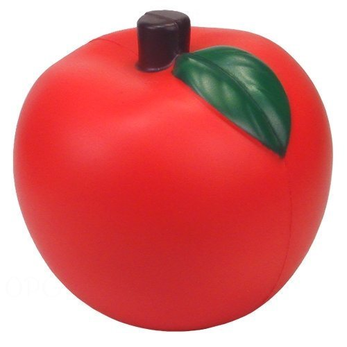Apple Stress Toy -