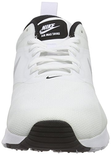 Homme Blanco Tavas Max Chaussures Air Nike Américain Platinum Handball White Blanco de Pure Bianco black nZ0qzwpxwf