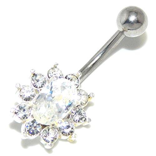 (Pro Jewelry 316L Stainless Steel + Brass