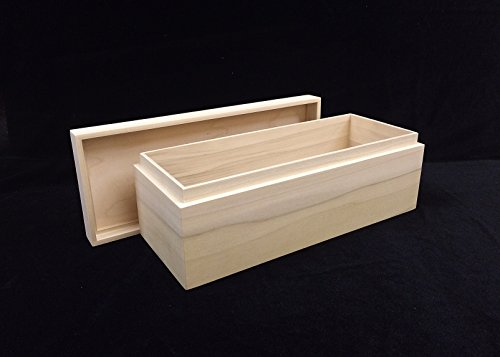 Unfinished Wooden Soap Mold-Cold Process Soap-3-4 lb Soap Mold-Soap Making Supplies