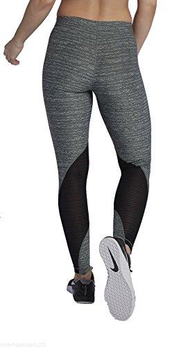 Noir Leggings Femme Np carbon black Heather W Nike Heather Tght qnXYf6I1wx