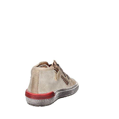 Ciao Bimbi 6707.22 Zapatillas de Deporte Altas Boy Marrón Taupe