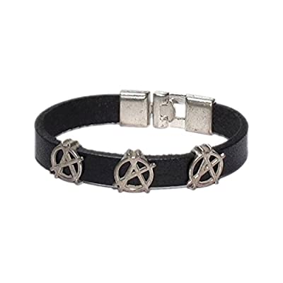 AUTHENTIC HANDMADE Leather Bracelet, Men Women Wristbands Braided Bangle Craft Multi [SKU003186]