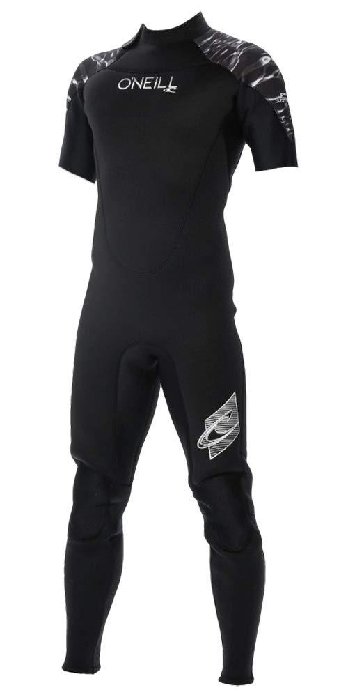 O'NEILL オニール ウエットスーツ メンズ WF-5050 SUPER FREAK スーパーフリーク シーガル 3mm/2mmシーガル B07GX9HL5X XL BLACK/LIQUID-BLACK BLACK/LIQUID-BLACK XL