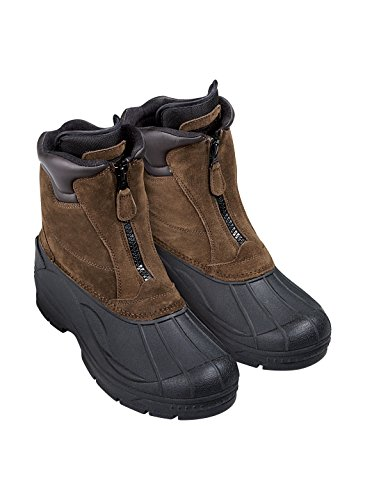 Totes Weather-Resistant Boot, Brown, Size 10